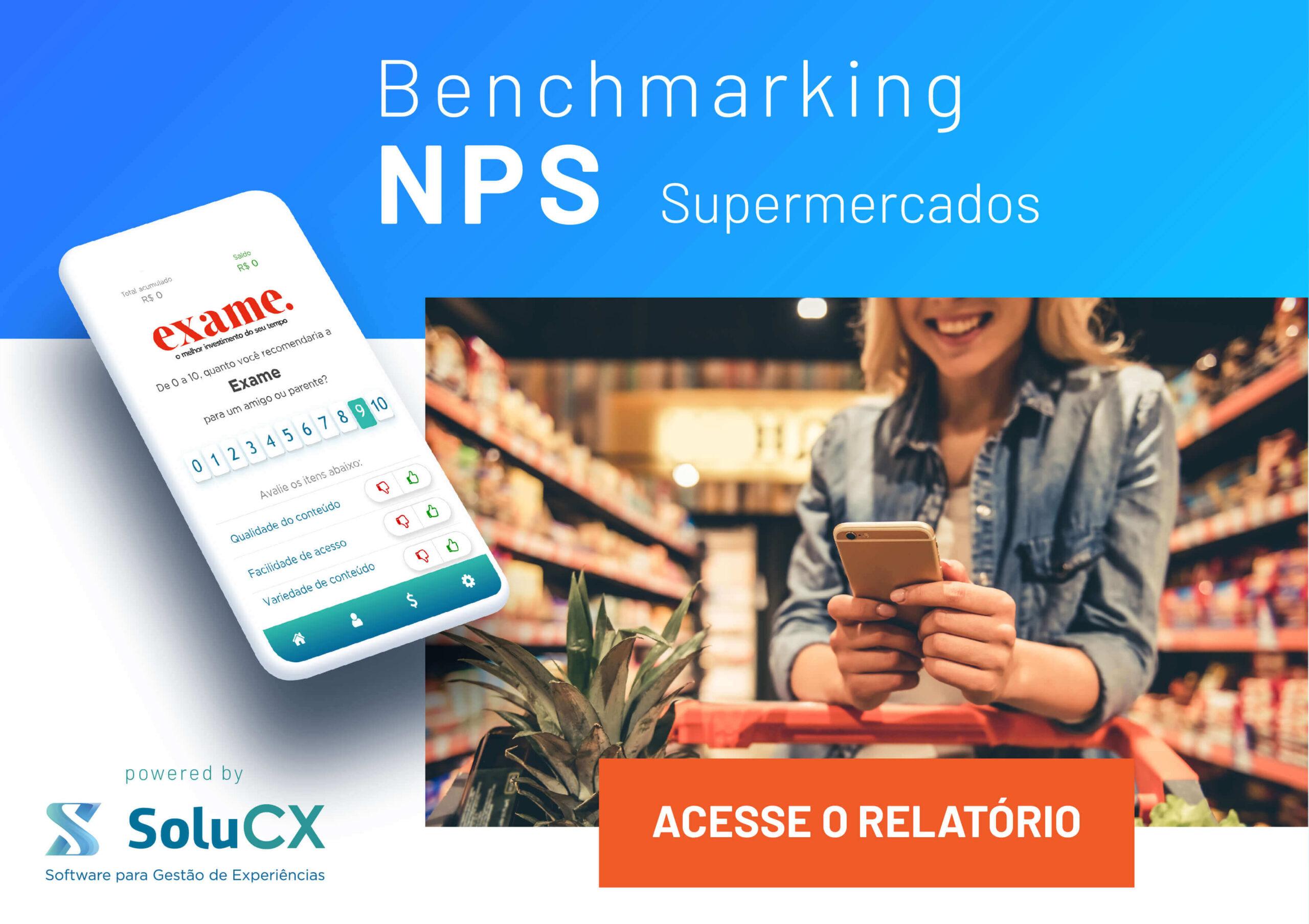 Benchmark NPS de Supermercados