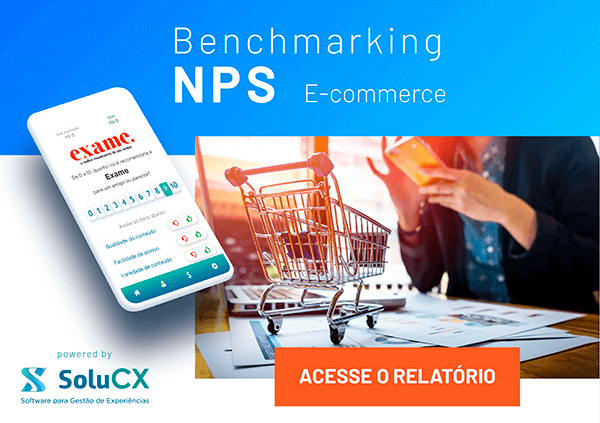 Benchmark NPS do Varejo E-commerce