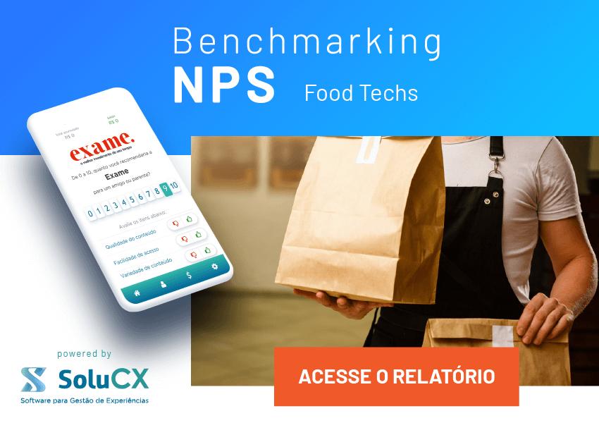Benchmark NPS de Food Techs