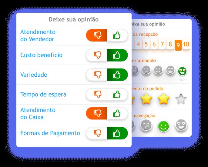 Smart Survey with Motivators