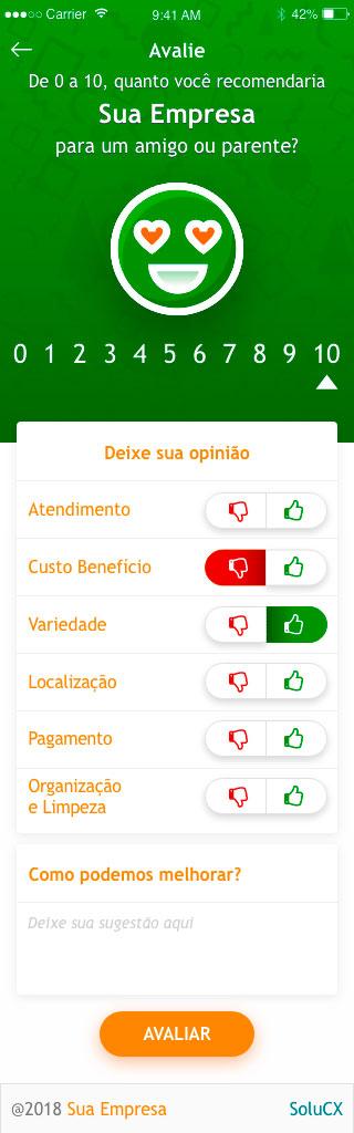 Design Mobile SoluCX